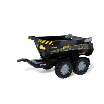 Rolly Halfpipe Krampe HP20 Trailer Ride On Attachment