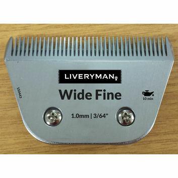 Liveryman A5 Blade Wide Fine 1.0