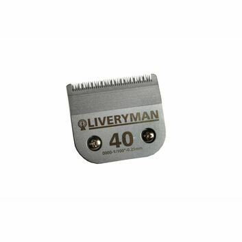 Liveryman Harmony Plus Narrow No. 40 Blade 0.25mm