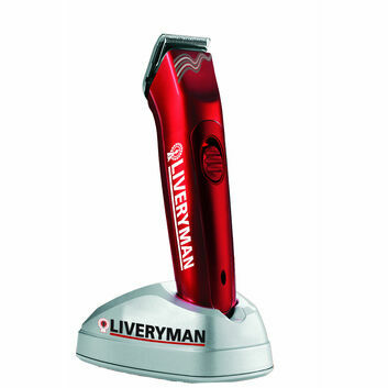 Liveryman Slick Red Cordless Trimmer
