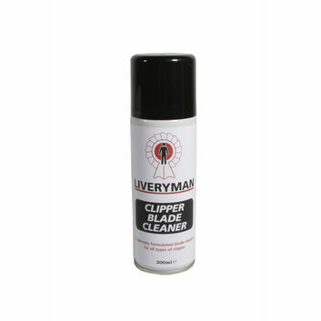 Liveryman Clipper Blade Cleaner Spray 200ml
