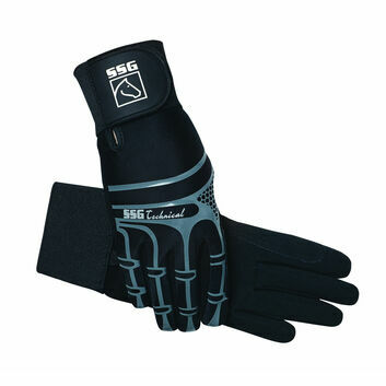 SSG 8550 Technical Sport Glove With Wrist Support Cuff