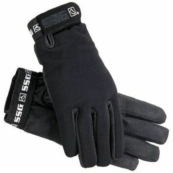 SSG 9000 All Weather Winter Lined Horse Riding Glove