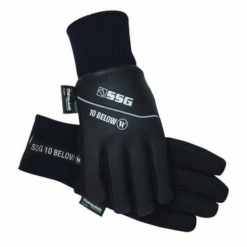SSG 6400 10 Below Touch Screen Friendly Winter Horse Riding Glove