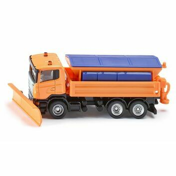 Siku Winter Service Truck 1:87