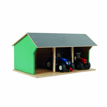 Kidsglobe Wooden Farm Shed 1:32