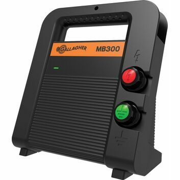 Gallagher MB300 Mains/Battery Fence Energiser