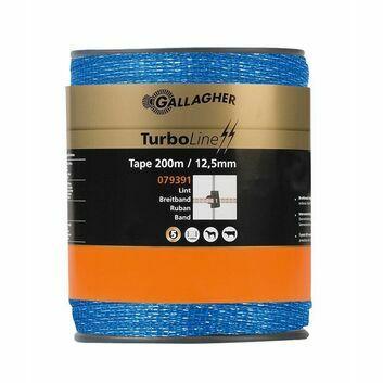 Gallagher TurboLine Tape 12.5mm Blue 200m