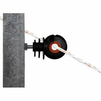 125 x Gallagher XDI Bolt-On Insulator