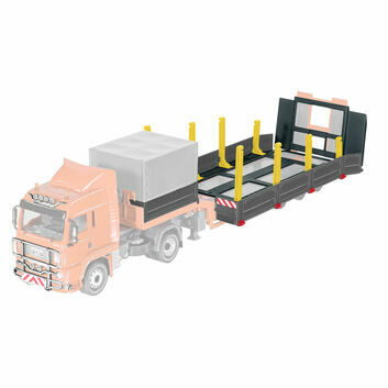 Siku Platform Siku Control Low Loader Trailer 1:32