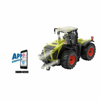 Siku Claas Xerion 5000 Trac VC with Bluetooth App Control 1:32