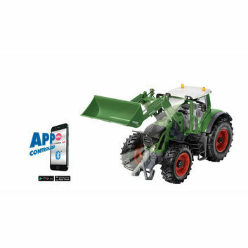 Siku Fendt 933 Vario with Front Loader and Bluetooth App Control 1:32
