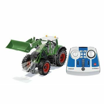 Siku Control 32 Fendt 933 Vario with Front Loader and Bluetooth Remote Control 1:32