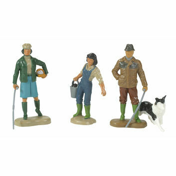 Britains Farming Family Figures 1:32