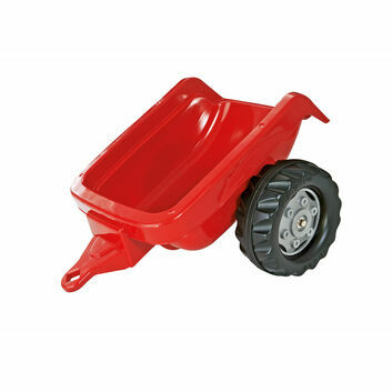 Rolly Toys RollyKid Trailer in Red