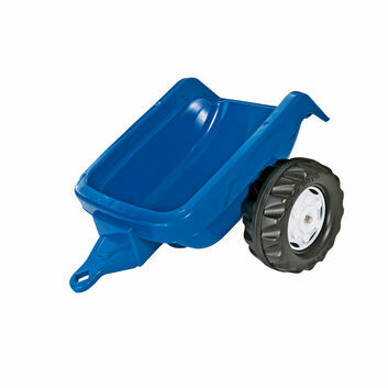 Rolly Toys RollyKid Trailer in Blue