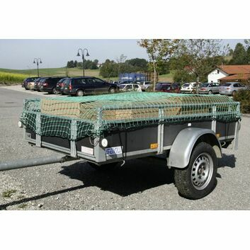 Fray-Resistant Trailer & Truck Cargo Net - Various Sizes - 30mm Mesh Size