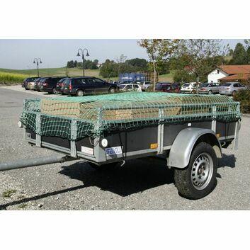 Fray-Resistant Trailer & Truck Cargo Net - Various Sizes - 45mm Mesh Size