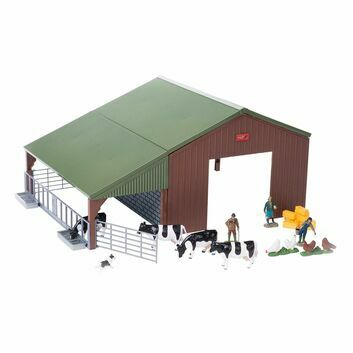Britains Farm building set 1:32