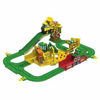 Britains Johnny Big Loader Motorised Farm Set
