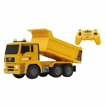 Jamara Dump Truck MAN 2,4GHz 1:20