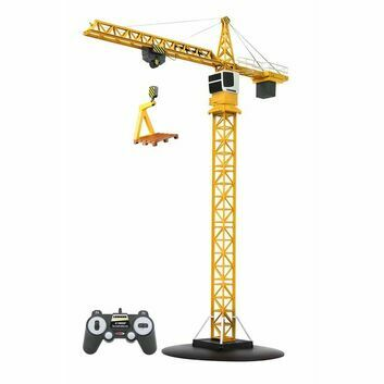 Jamara Liebherr Turning Tower Crane Remote Control 2,4Ghz 1:20
