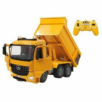 Jamara Mercedes Arocs Dump Truck  2,4Ghz 1:20