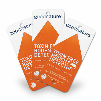 Goodnature Rodent Detection Card Set with Attractant