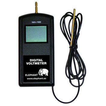 Elephant Elephant Digital Fence and battery tester