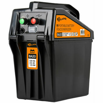 Gallagher BA20 Battery Energiser