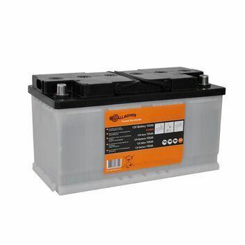Gallagher Battery 12V/105Ah LA - 353x175x190mm
