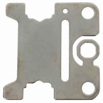 5 x Gallagher Connection plate TurboLine Horse corner/strain Insulator