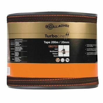 Gallagher TurboLine Tape 20mm Terra 200m