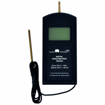 Pulsara Digital Fence and battery tester