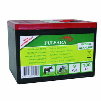 Pulsara Hybrid Alkaline 9V/130Ah Small Box