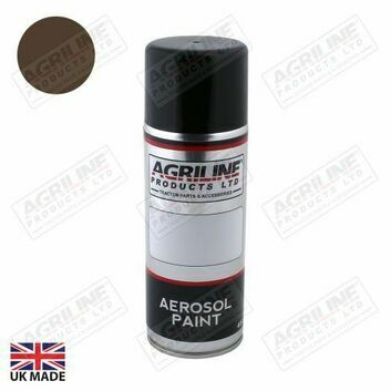 Massey Ferguson Charcoal Grey, 400ml Paint Aerosol
