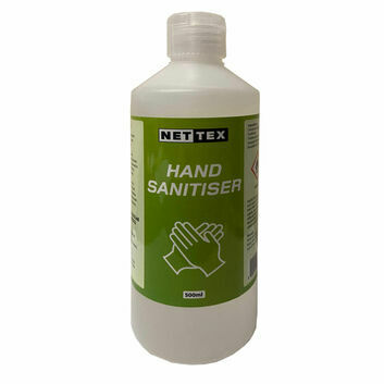 Nettex Hand Sanitiser Gel 500ml