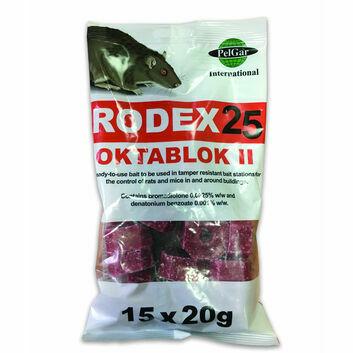 Pelgar Rodex 25 Oktablok Ii