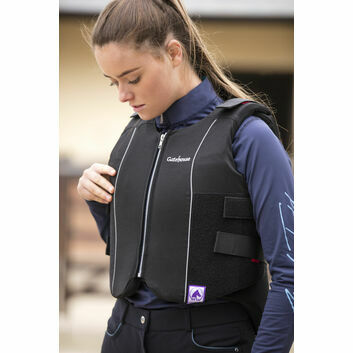 Gatehouse Body Protector Flexi Tabard Child Black