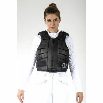 Gatehouse Body Protector Superflex Sport Child Short Black