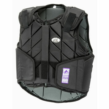 Usg Body Protector Eco-Flexi Child Black