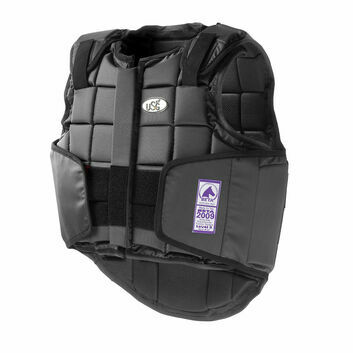 Usg Body Protector Flexi Adult Black