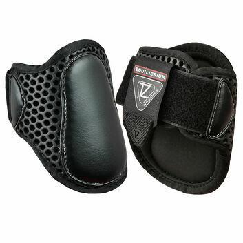 Equilibrium Tri-Zone Fetlock Boots Black