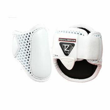 Equilibrium Tri-Zone Fetlock Boots White