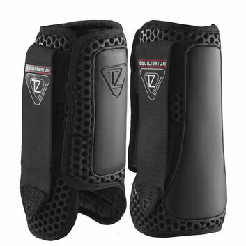 Equilibrium Tri-Zone Impact Sports Boots Black