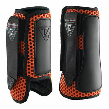 Equilibrium Tri-Zone Impact Sports Boots Red