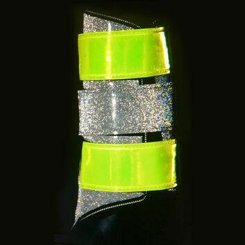 Equisafety Mercury Diamond Brushing Boots Yellow