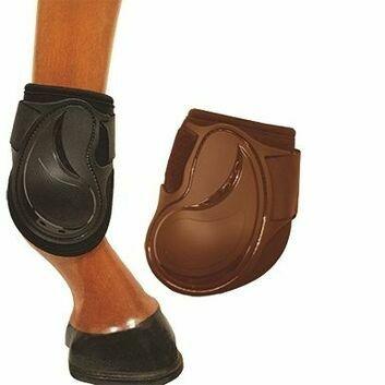 Mark Todd Fetlock Boots Flexion Brown
