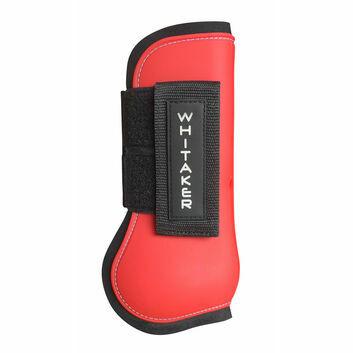 Whitaker Tendon & Fetlock Boot Set Skipton Red