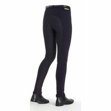 Harry Hall Jodhpurs Chester Sticky Bum Ladies Navy